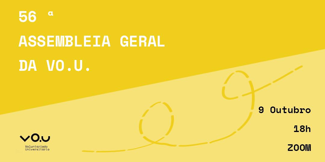56ª ASSEMBLEIA GERAL VO.U.