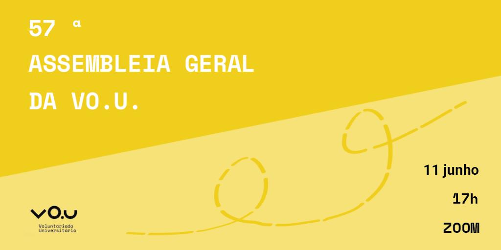 57ª ASSEMBLEIA GERAL VO.U.